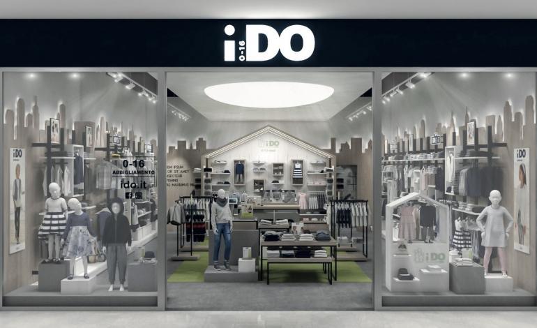 Ido apre primo flagship nel centro di Milano