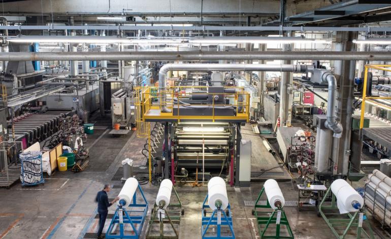 Miroglio Textile chiude la Stamperia di Govone