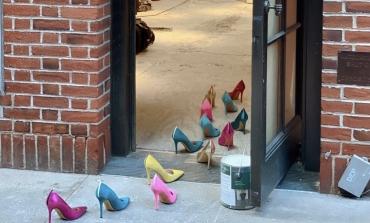 Sarah Jessica Parker fa le scarpe a Blahnik