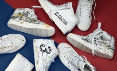 Dr. Stamp timbra le sneakers di U.S. Polo Assn.