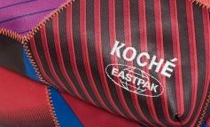 Eastpak si allea per la prima volta con Koché