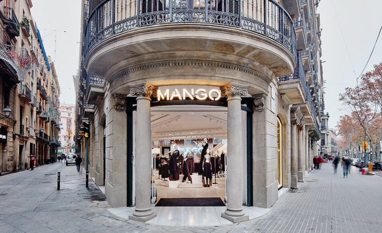 Mango riapre le porte di 135 boutique