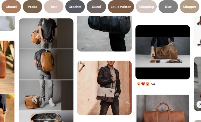 Pinterest potenzia la funzione shopping