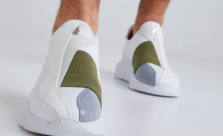 Daniel Essa introduce le calzature futuristiche Electron
