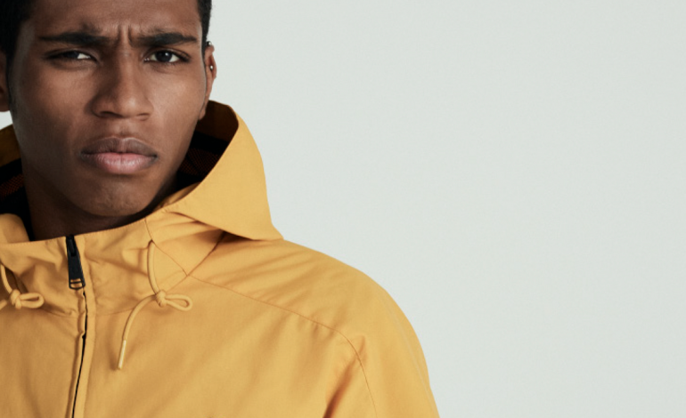 Lo sportswear di Fred Perry incontra il color block