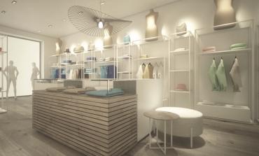 120%Lino, nuovo flagship store a Forte dei Marmi