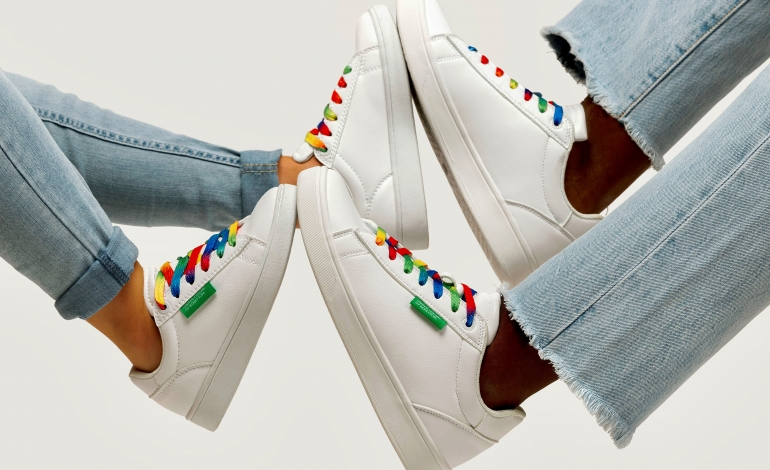 Benetton Group punta su UBC per le nuove sneakers