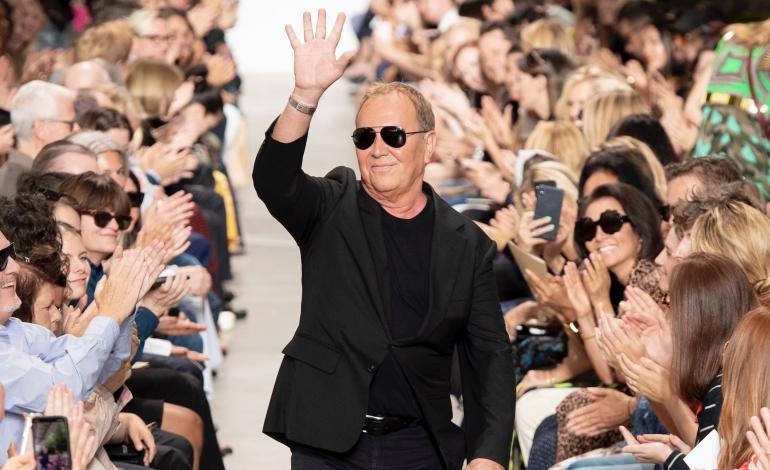 Michael Kors saluta la New York fashion week