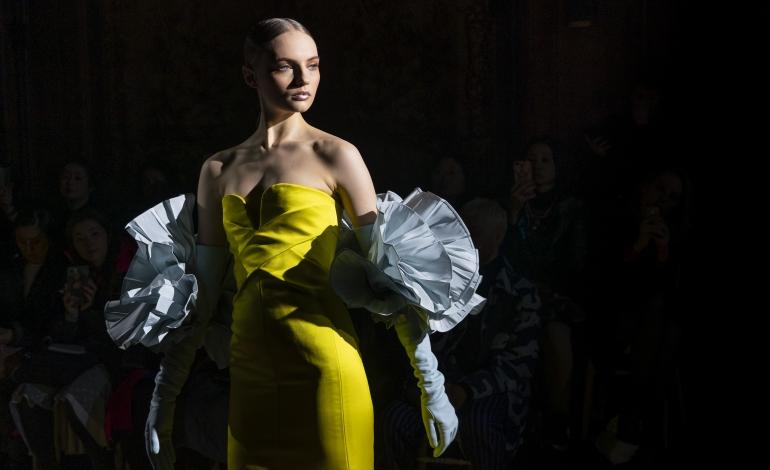 Torna in Italia la Haute Couture italiana