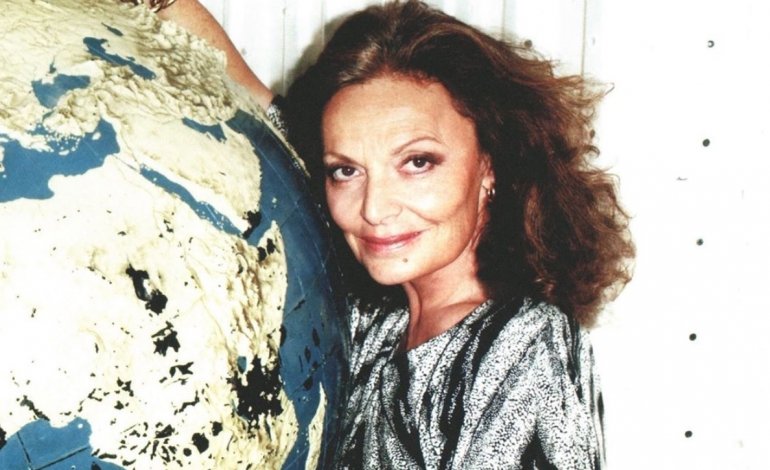 Diane von Furstenberg taglia 75% dei dipendenti