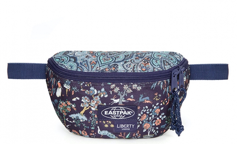 Eastpak incontra l'heritage di Liberty London