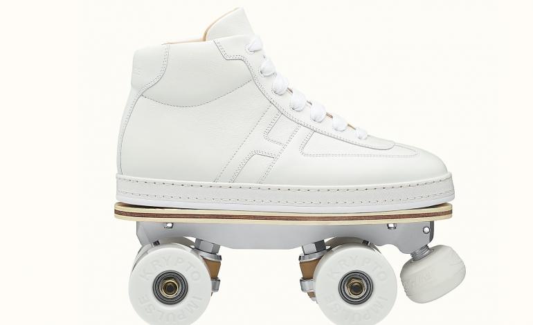 Hermès mette le ruote alle sneakers