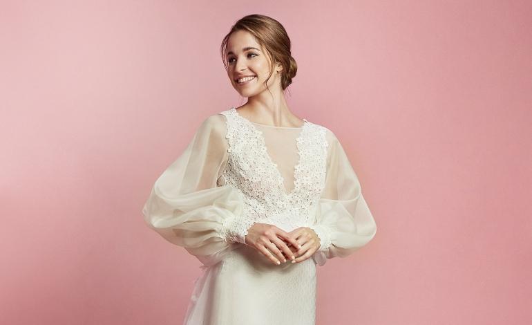 Il wedding dress di Carlo Pignatelli diventa 'Green'