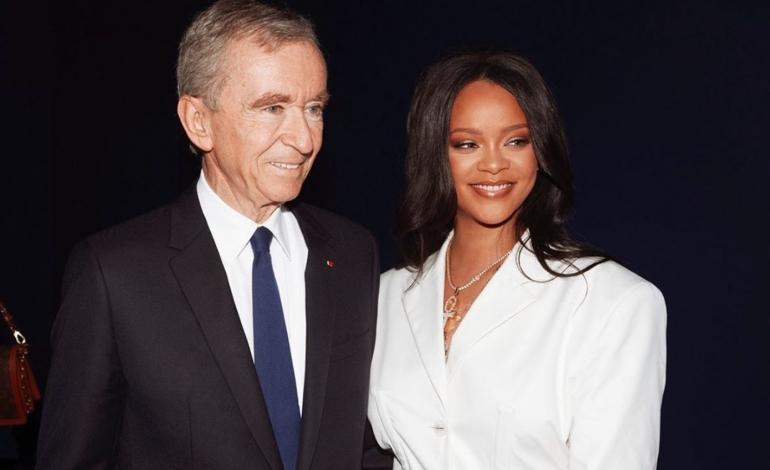 Fenty vicina al capolinea. Lvmh sospende il luxury brand di Rihanna in Europa*