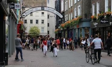 A Londra il primo flagship store della band Rolling Stone