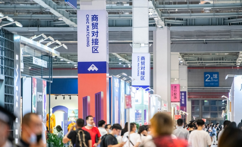 La Cina supera il Covid. Maxi affluenza alle fiere tessili di Shanghai