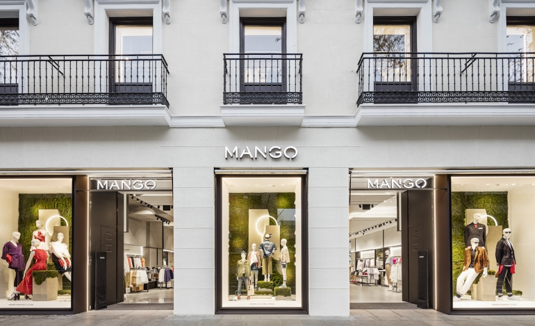 Anche Mango ferma l'espansione retail in Cina