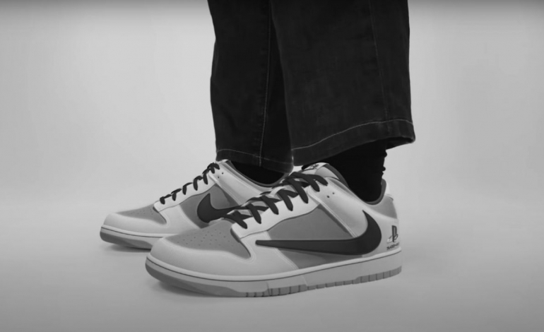 PlayStation-Nike, Travis Scott è partner creativo