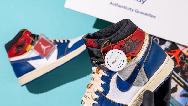 Ebay, arriva servizio di autenticazione sneakers
