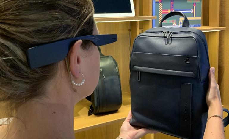 Piquadro, successo di vendite con i Google Glass