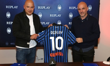 "Replay diventa ""Official Denim Partner"" dell'Atalanta"