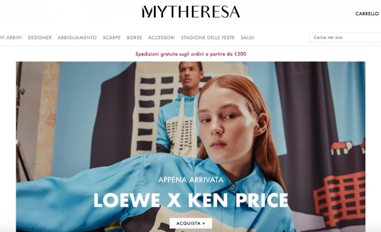Mytheresa si avvicina all'ingresso in Borsa
