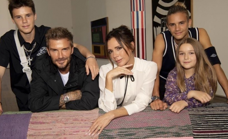 Netflix ingaggia i Beckham per 20 milioni $