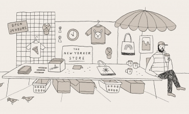 Il New Yorker punta sul merchandise