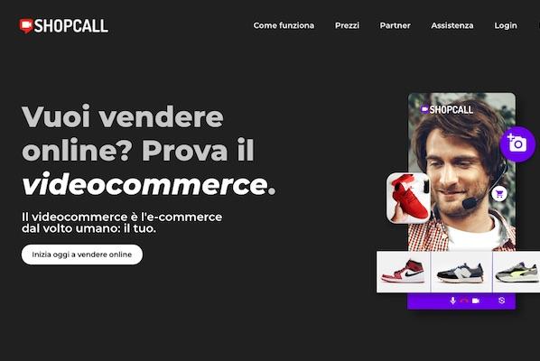 Nasce ShopCall per videocommerce tra negozio e cliente