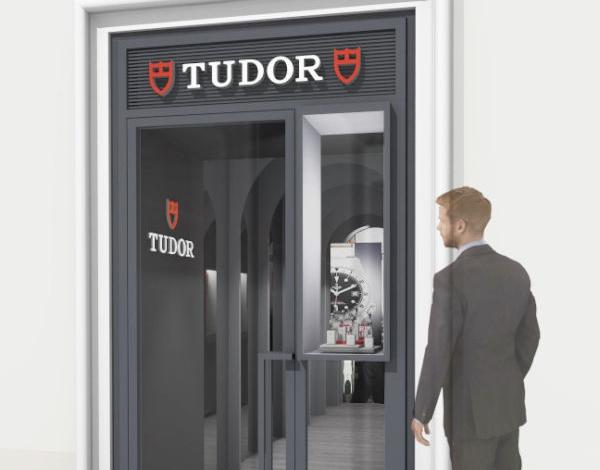Tudor sceglie Roma per la prima boutique in Italia