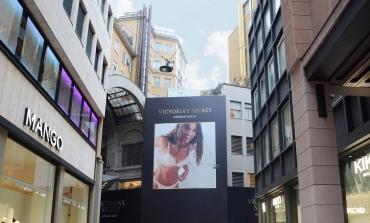 Victoria's Secret, primo flagship store full assortment a Milano
