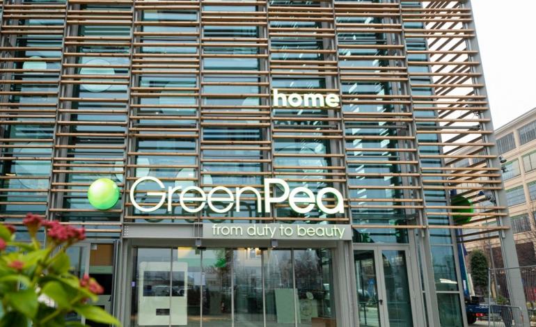 Green Pea, apre a Torino il retail park sostenibile