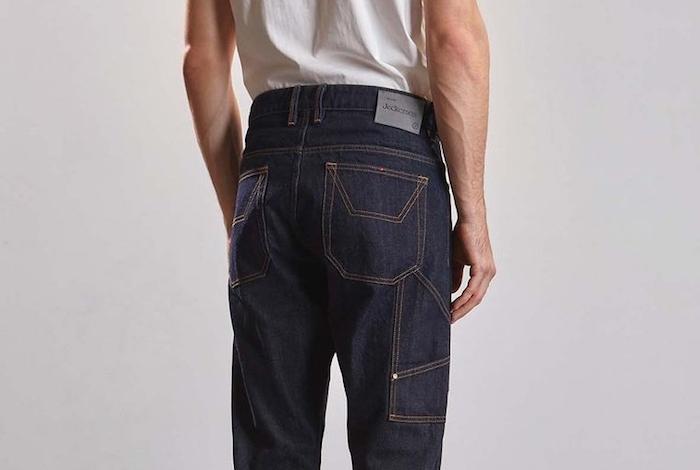 I jeans con le toppe di Jeckerson dichiarati falliti
