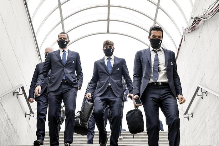 Lardini veste la Juventus
