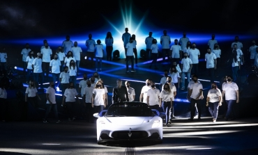 Maserati vince il Best Event Awards 2020