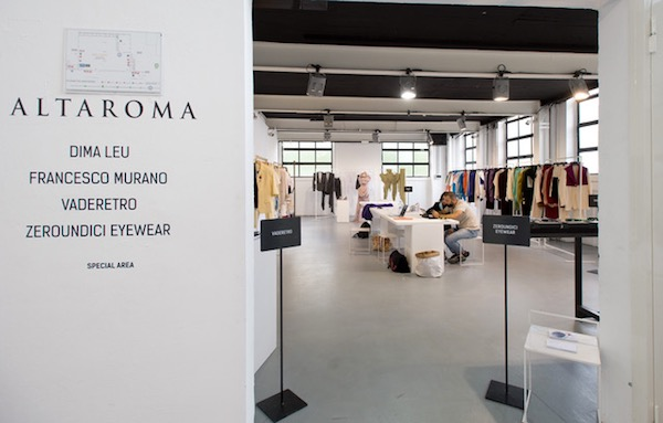 White, Altaroma partecipa a Milano Loves Italy