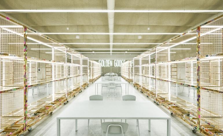 Golden Goose apre nuova sede a Milano