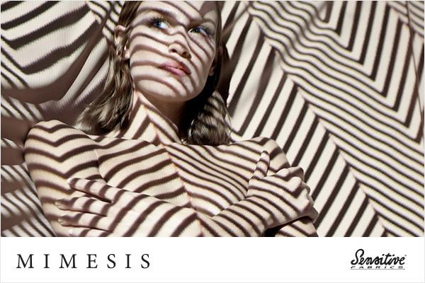 MIMESIS è il nuovo concept di Sensitive® Fabrics by EUROJERSEY