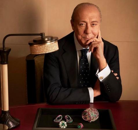 Arriva il brand di gioielleria di Fawaz Gruosi