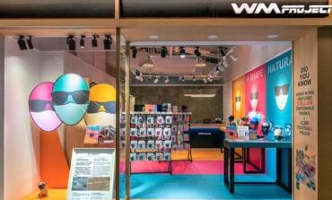 Colors porta Polygiene ViralOff a Hong Kong