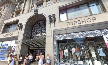 Topshop, in vendita il negozio in Oxford Circus