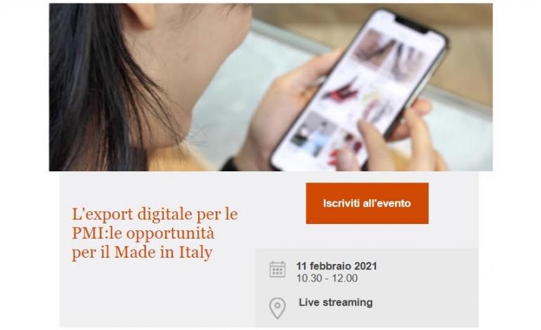 PwC organizza un evento sull'export digitale