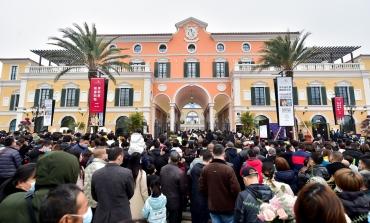 Rdm inaugura il settimo Florentia Village in Cina