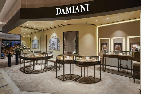Damiani cresce in Corea con nuovi store