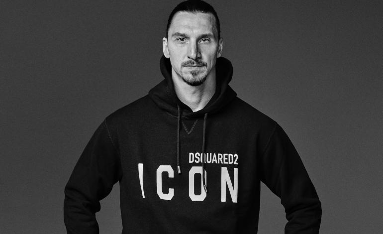 Ibrahimović firma la nuova capsule Icon Dsquared2
