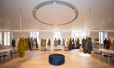Tagliatore, a Milano primo showroom direzionale