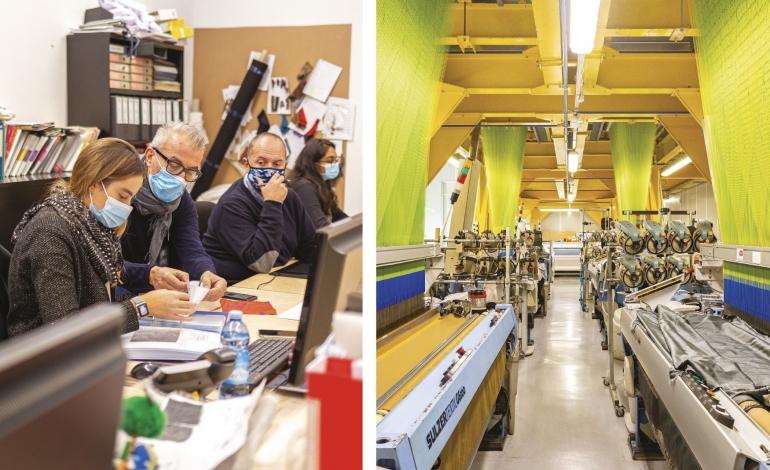 Il nuovo approccio di Colombo Industrie Tessili: dinamico, sostenibile e innovativo