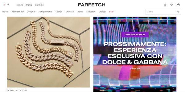 Farfetch adesso ospita le sfilate. Oggi lo streaming di Dolce & Gabbana