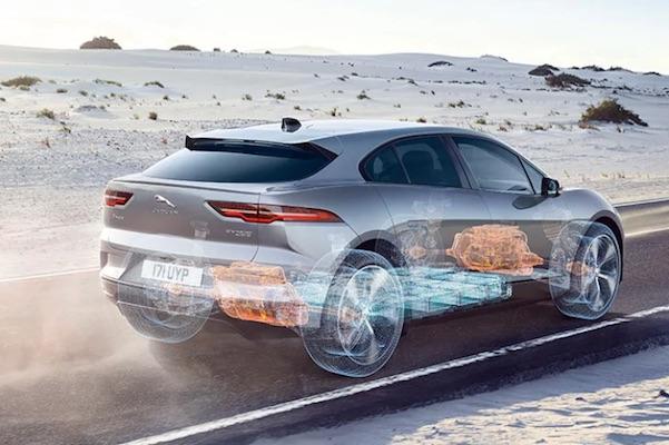 Jaguar Land Rover Italia si allea con Enel X