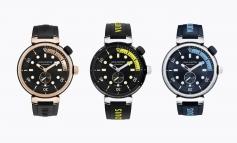 Louis Vuitton presenta la linea Tambour Street Diver